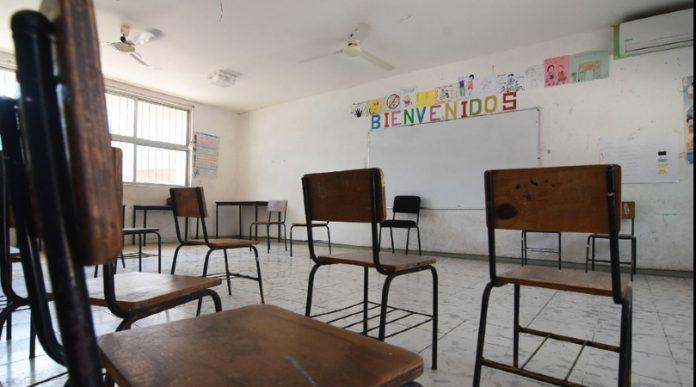 ¡Que siempre no! Suspenden clases por caso de Covid en dos escuelas de CDMX