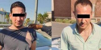 Atrapan a venezolanos tras robo de tarjetas en Monterrey