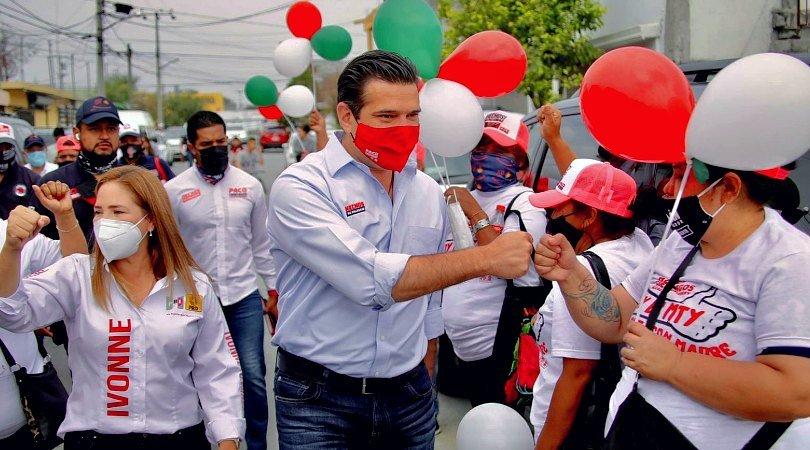 Cierra Paco Cienfuegos campaña de la mano de la ciudadanía
