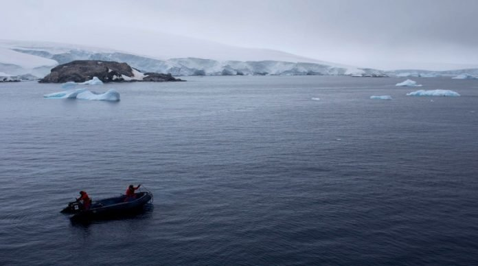 Descubren océano 'Austral', el quinto en el mundo