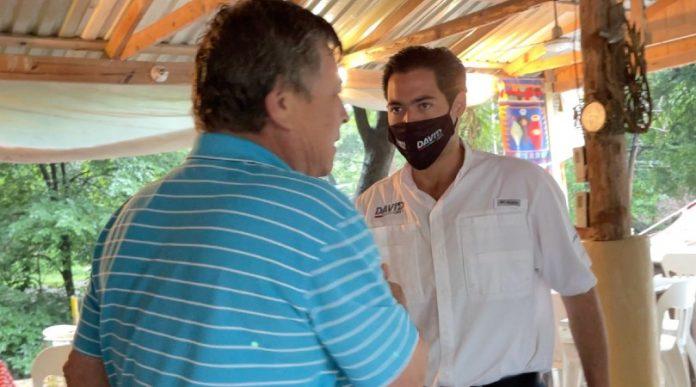 Invita David de la Peña a santiaguenses a salir votar