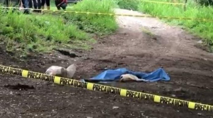 _Mujer muere arrastrada por la corriente del Río Ramos