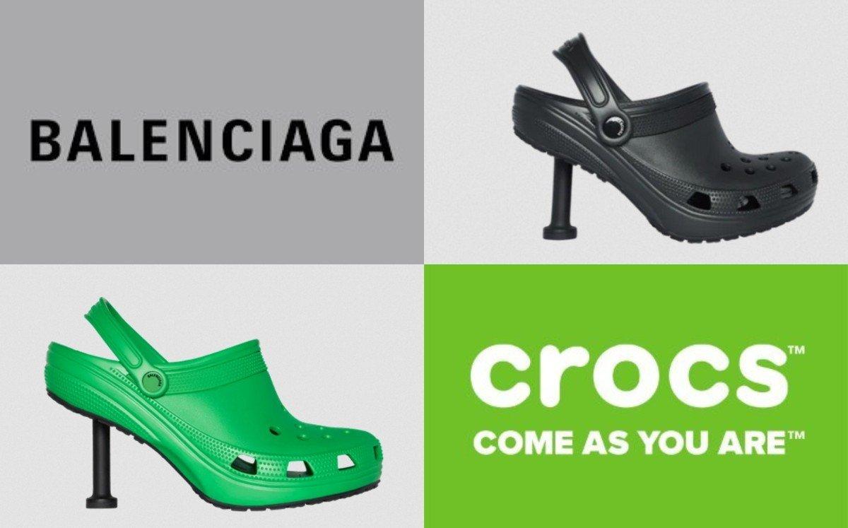 Nuevos Crocs con tacón causan revuelo en redes sociales