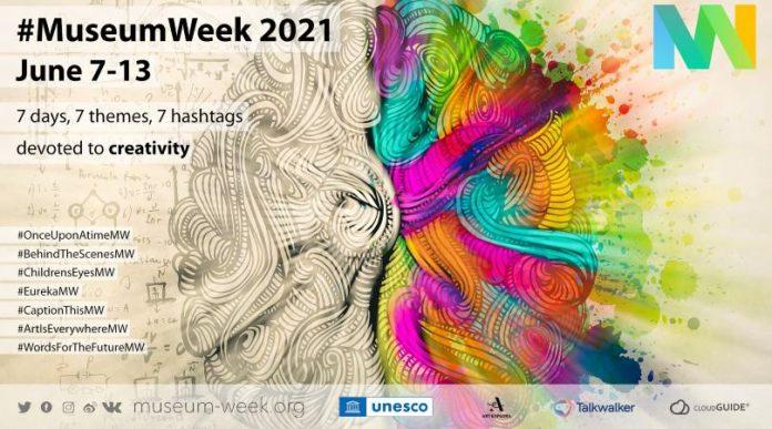 Se une 3 Museos al #MuseumWeek2021 con semana creativa (1)