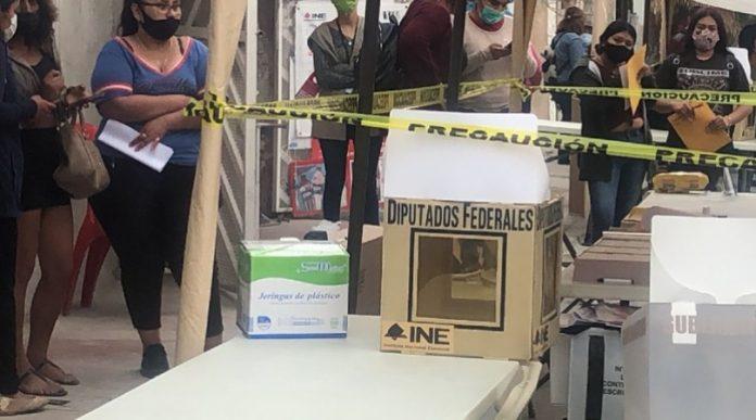 Arrojan restos humanos en casilla de Tijuana