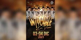 Intocable se presentará en la Arena Monterrey en diciembre