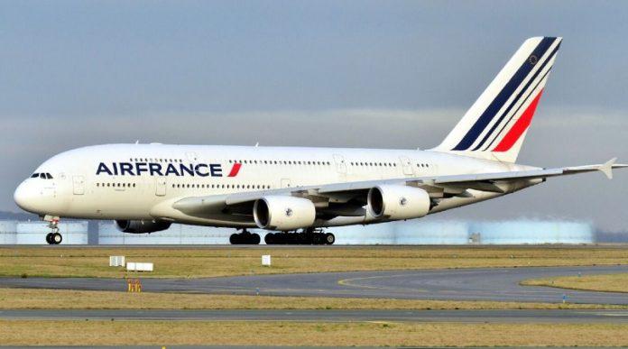 Se registra amenaza de bomba en vuelo de Air France
