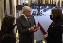 Pide Kamala a AMLO 'dejar de interferir' con ONGs