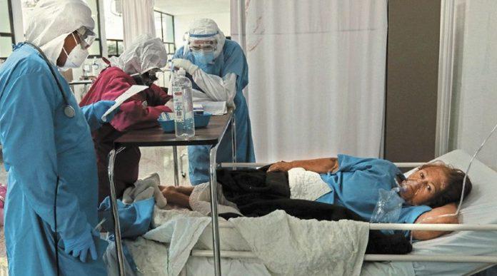 Sube NL a 137 casos de Coronavirus de ayer a hoy