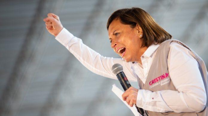 Se alza Cristina Díaz con victoria en Guadalupe