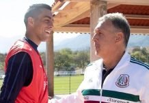 Sería Funes Mori convocado por la Selección Mexicana