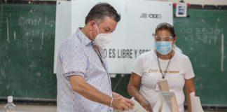 Asegura Noé Chávez que 'perdió el pueblo de Juárez' por no haberlo elegido