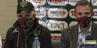 ¡Oficial! Presentan a 'Tuca' Ferretti con Bravos de Juárez